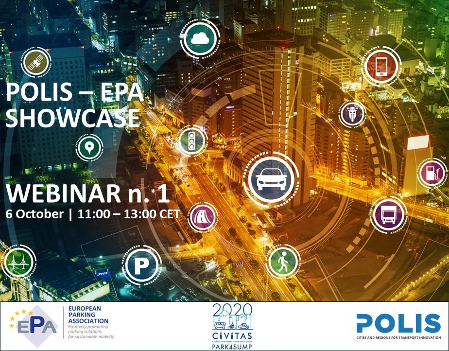 6 Ottobre 2021 - 1° Webinar EPA - POLIS