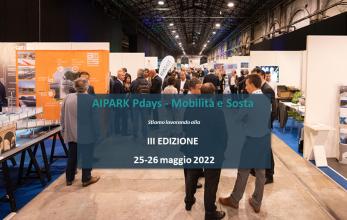 III EDIZIONE Pdays Mobilità e Sosta - 25 e 26 maggio 2022