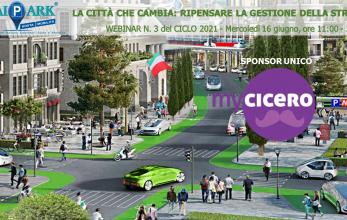 Programma e iscrizione Webinar n. 3 - La città che cambia: ripensare la gestione della strada
