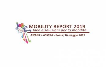 INTERVENTO DI APERTURA E CHIUSURA DEL PRESIDENTE DI AIPARK AL MOBILITY REPORT AIPARK-ASSTRA II ED. 2019